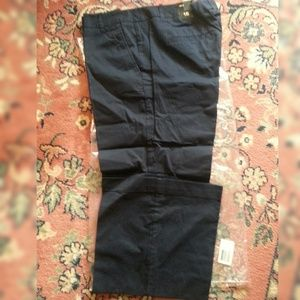 The Limited Blue Trousers - Size 16 - Wide Leg